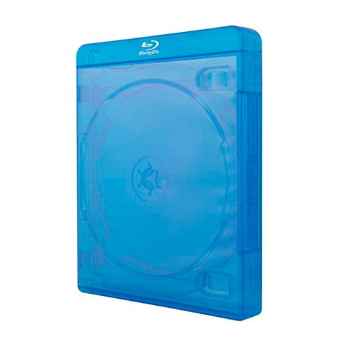 Caja Blu-ray Doble bolsa 10 unidades.