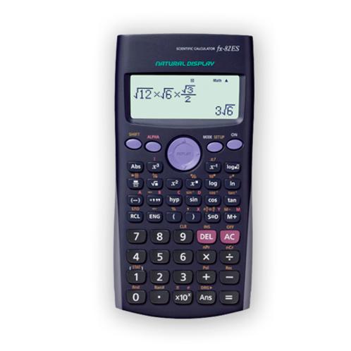 Calculadora Científica FX-82ES Plus