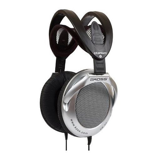 Audífono Plegables Titanium Koss Ur40