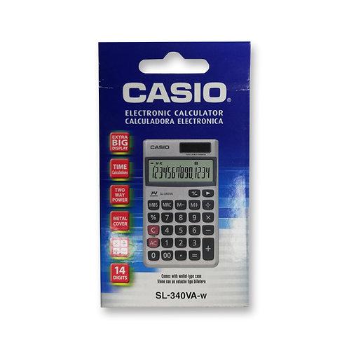 Calculadora de bolsillo Casio Fx-340