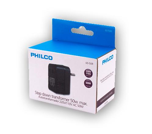 Transformador Philco 220V, 50W