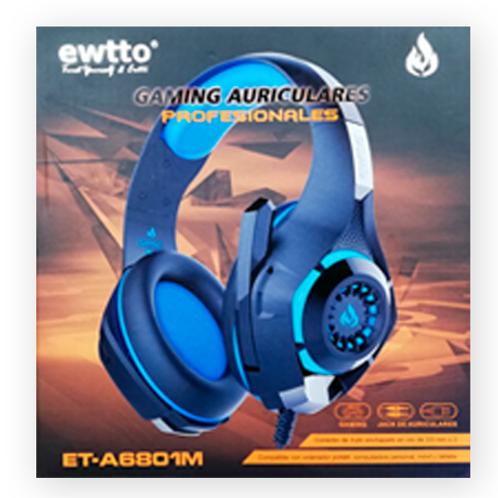 Audífono Ewtto ET-A6801M