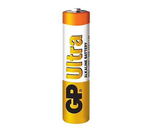 Pila GP Alcalina AAA Ultra