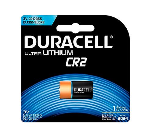 Pila Duracell CR-2 Ultra litium