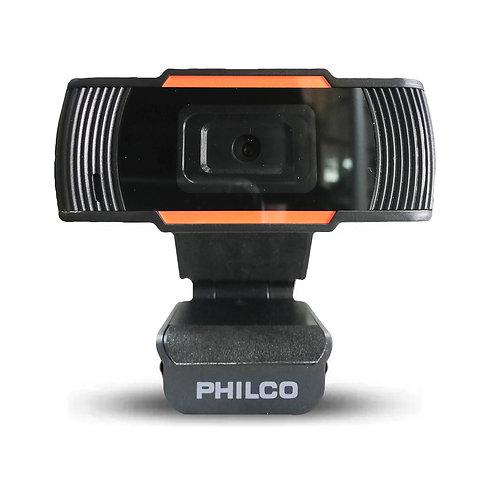 Webcam Philco 720P 30Fps W1143 Negro PHILCO