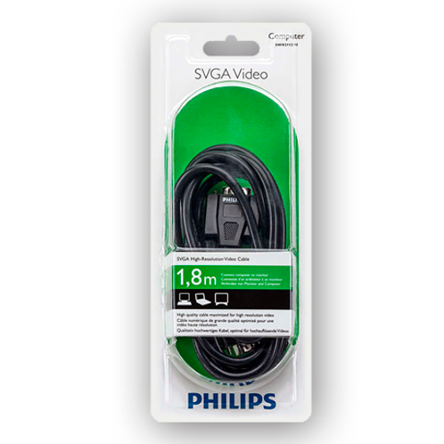 Cable monitor SVGA Philips