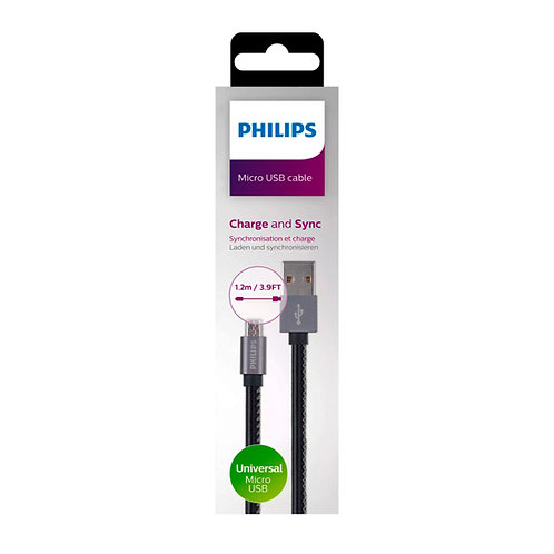 Philips Cable USB a micro USB DLC2518B Philips
