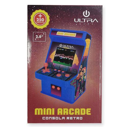 Mini Arcade consola retro Ultra 250 Juegos