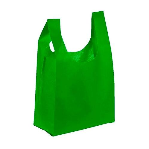 Bolsa reciclable diferentes colores 35x44