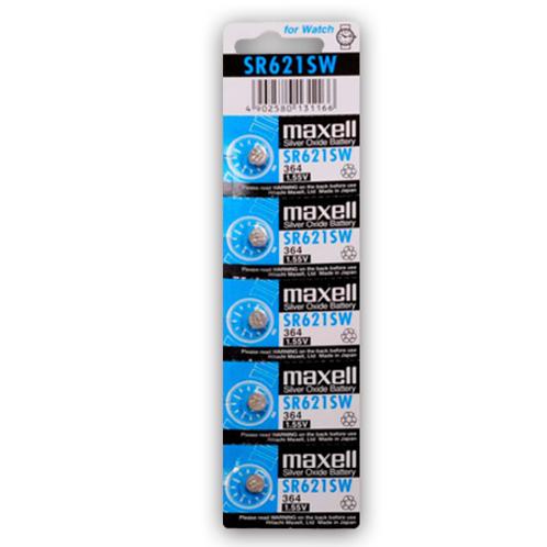 Pila Maxell SR-621