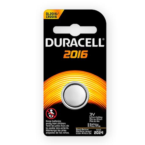 Pila Duracell CR-2016