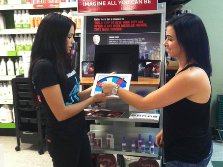 Successful In-Store Product Sampling Techniques