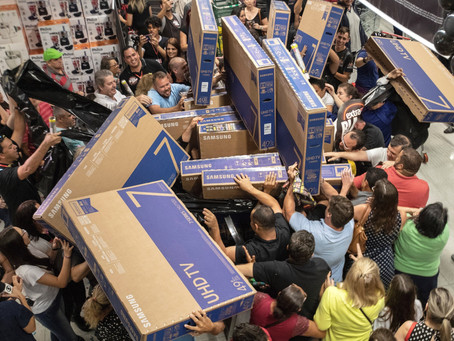 Black Friday and Event Staff: Here's How You Win