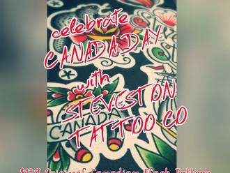 CANADA DAY IN STEVESTON
