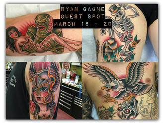 Ryan Gagne Guest Spot