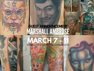 Guest Artist: Marshall Ambrose