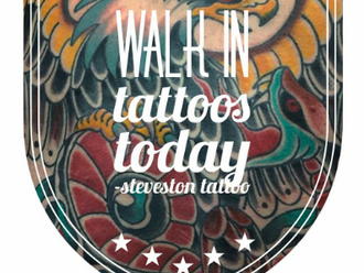 Don't Wait... Get Tattooed!