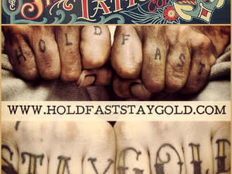 HOLD FAST, STAY GOLD FUNDRAISER