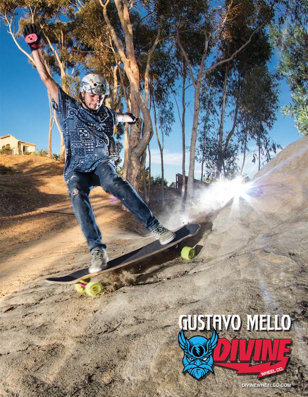 Gustavo Mello - Devine Wheels