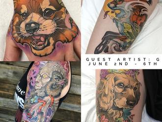 June Guest Artist