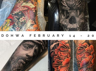 February Guest Artists