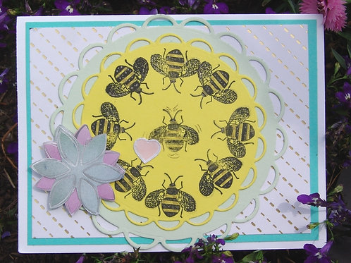 Happy Birthday Honey Bee Dance #3