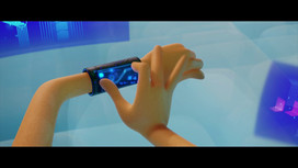 Wrist Watch Motion Graphics