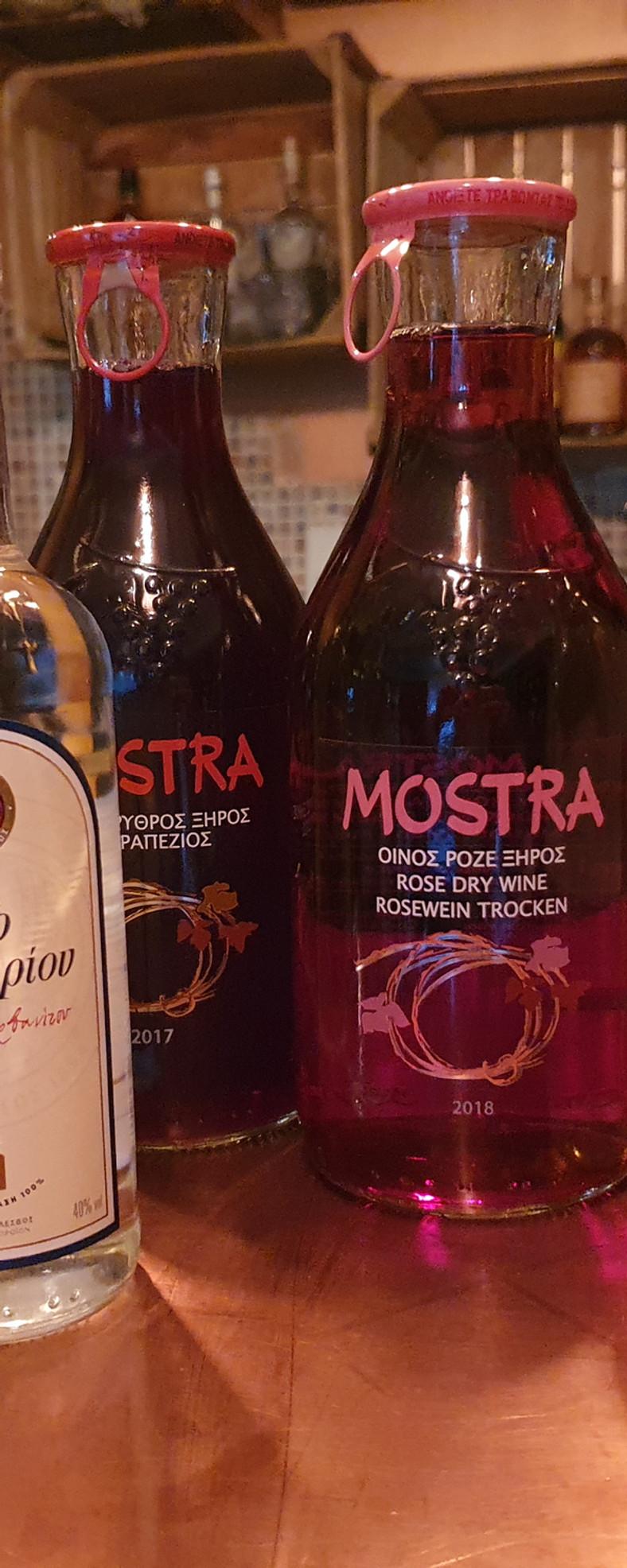 Greek Wines & Ouzo