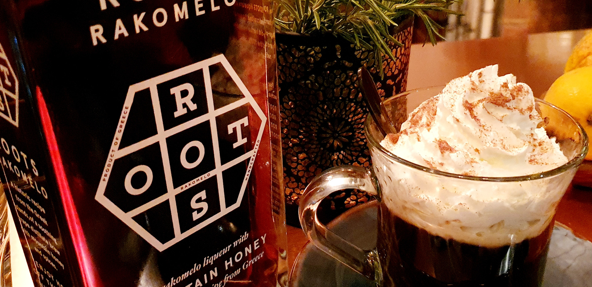 Liquer Coffee