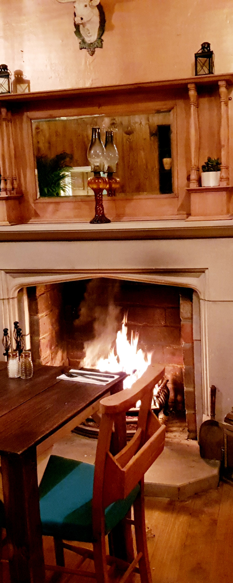 Get Cosy by the Fire