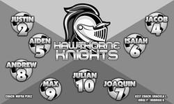 Knights 3x5-15