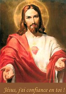 Sacré coeur, Jésus, Miséricorde, Salaun