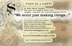 Salty Sidewalks