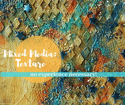 Mixed Media Texture