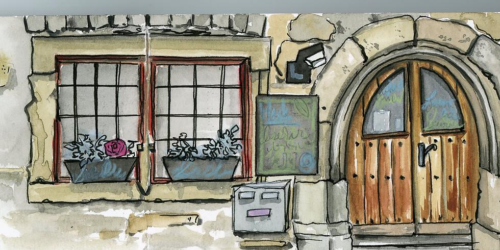 Urban Sketching Intensive