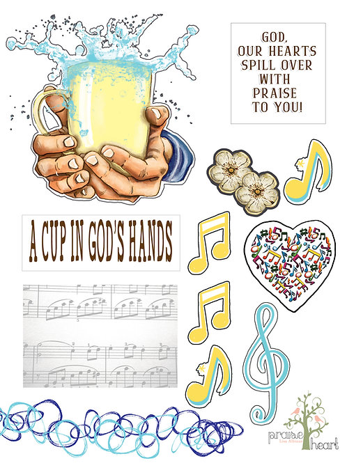 Psalm 75 Digital File