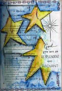 Psalm 76 Doodle