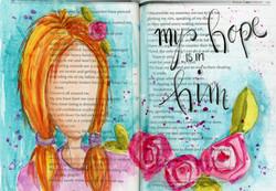 Psalm 38 my hope