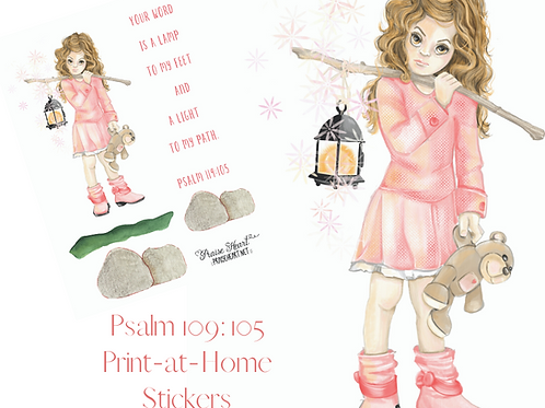 A lamp To My Feet: Psalm 119