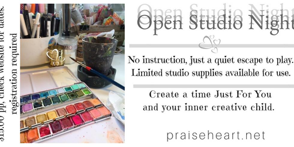 Open Studio Night