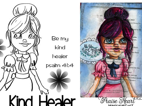 Be My Kind Healer Lord