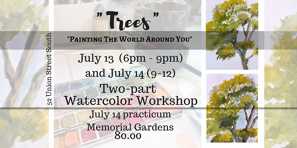 Paint Your World: Trees