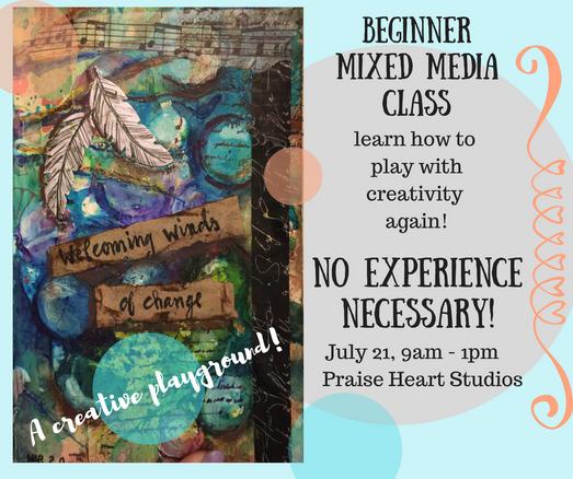 BeginnerMixed MediaClass