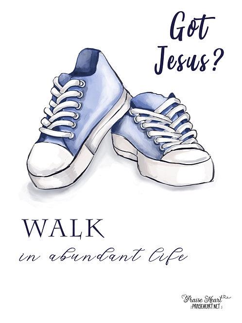 Psalm 119: Walk In Abundant Life