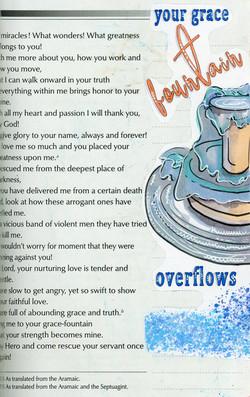 Psalm 86 sketch