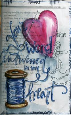 Psalm 119:81