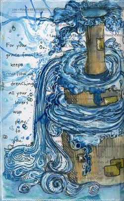 Psalm 86 doodle