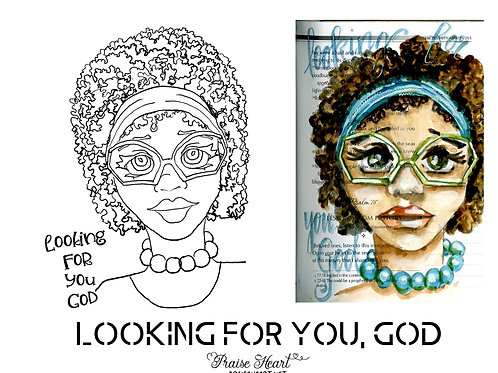 Looking For You God