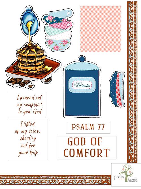 Psalm 77 Digital Files