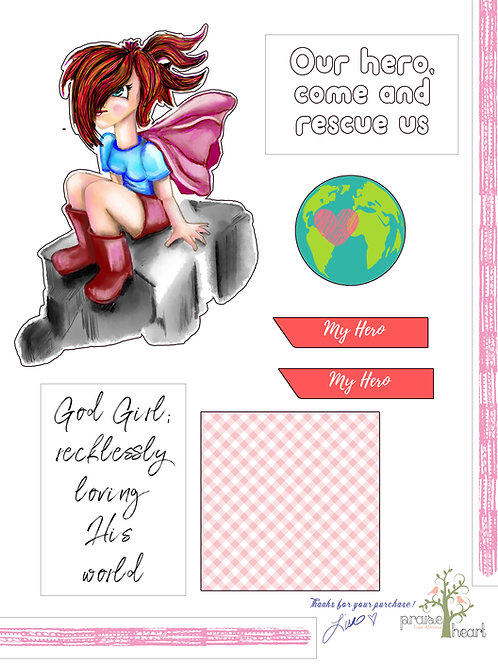 April Special: Printable Collection